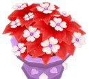 Pot de fleurs d'amitié (2018)