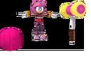 Sonic Dash 2: Sonic Boom models