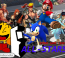 Video Game Legends All-Stars
