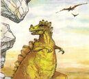 Godzilla (Commodore Plus/4)