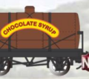 Chocolate Syrup Tanker