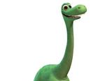 The Good Dinosaur characters