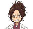 Hange Zoë (Junior High Anime)