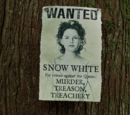 Snow White's Wanted Posters