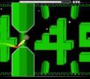 Flappy emerald