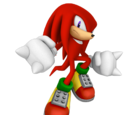 Sonic The Fighting Starz/Knuckles's Quotes