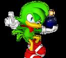 Sonic The Fighting Starz/Bean's Quotes