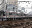 JR Shikoku 7200 series