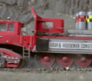 Explosives Truck