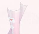 Pink Heart Socks
