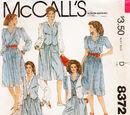 McCall's 8372