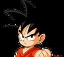Son Goku (Canon, OGDB)/Maverick Zero X