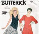 Butterick 4909 A
