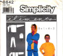 Simplicity 8842 B
