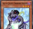 Ally of Justice Unknown Crusher