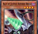 Ally of Justice Reverse Break