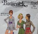 Butterick 6383 A