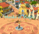 Masks of Magic