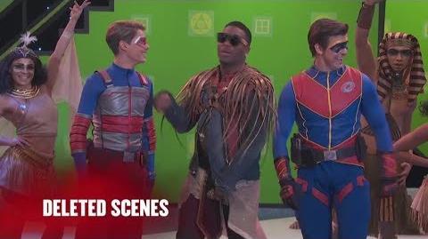 Danger Games Episode Bloopers and Deleted Scenes