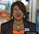 Gloria Hayes