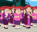 Old Lady Army