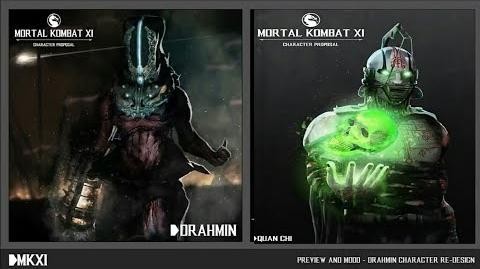 Two new characters mortal kombat 11