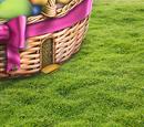 Easter Basket House ER2017