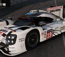 Porsche 19 Porsche Team 919 Hybrid