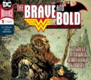 The Brave and the Bold: Batman and Wonder Woman/Covers