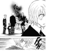 358 - Kurapika senses an aura radiating from Woble's cradle.png