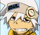 Luciano Martinez xl/Soul Eater Evans