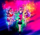 Ataque de los Planetas de las Sailor Scouts