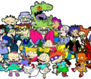 Rugrats and All Grown Up!