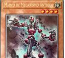 Marco de Mecanismo Antiguo