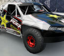 RJ Anderson 37 Polaris RZR-Rockstar Energy Pro 2 Truck