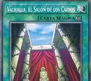 Valhalla, el Salón de los Caídos