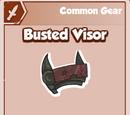 Busted Visor