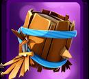 Flying Barrel