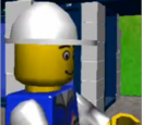 Personajes de Lego Island