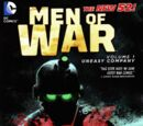 Men of War: Uneasy Company (Collected)
