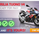 Research & Development/Aprilia Tuono V4 1100 RR my2017
