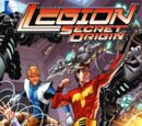 Legion: Secret Origin (Collected)