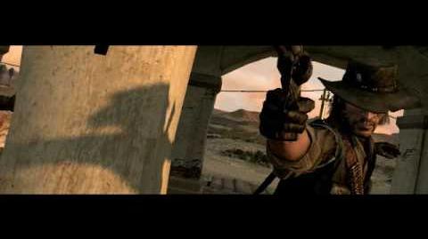 Red Dead Redemption Debut Trailer