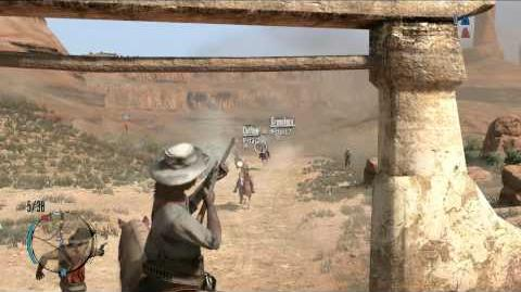Red Dead Redemption Gameplay Series Multiplayer Competitive