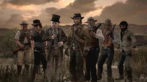 Red Dead Redemption - Short Film Trailer