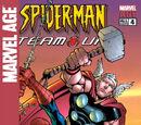 Marvel Age: Spider-Man Team-Up Vol 1 4