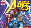 Marvel Apes Vol 1 1