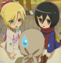 Mikasa and Annie's rivalry.png