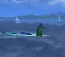 Морское чудовище