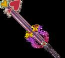 Keyblades de Kingdom Hearts: χ
